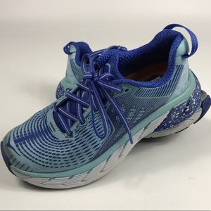 Hoka One One Graviota Women's Blue Shoes Size 6